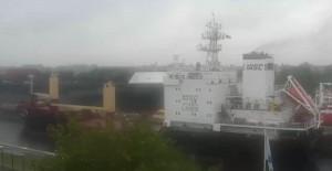 Kapitan Yakovlev im NOK Kiel